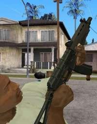 GTA San Andreas armes avec l'installation automatique de téléchargement gratuit