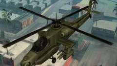 le Code de l'hélicoptère Hunter de GTA San Andreas