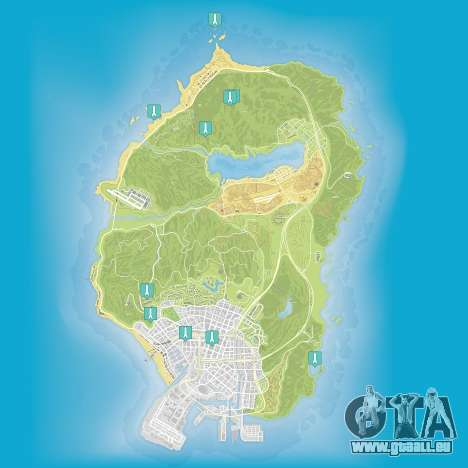 ap de Epsilon tracts dans Grand Theft Auto 5