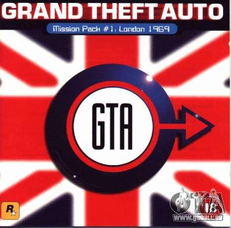 13 ans après la sortie de GTA London 1969 sur le PC