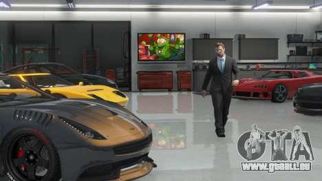 le Printemps, la mise à jour de GTA Online