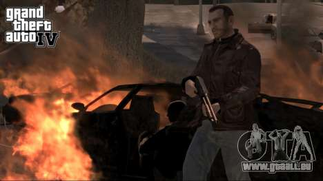 6 ans à la journée mondiale de sortie de GTA 4 Xbox et PS