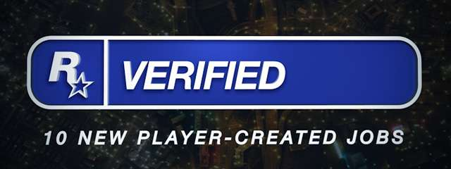 Mise à jour Verified Jobs dans GTA Online