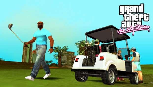 1 an après la date de sortie de GTA VCS pour la PS3 (PSN)