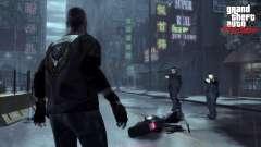 4 ans avant la sortie de GTA 4 TLAD en Amérique du Nord