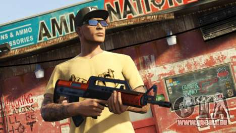 Update «The High Life» für GTA Online