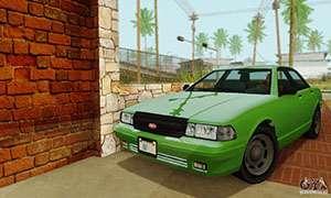 Vapid Stanier II 1.0 für GTA San Andreas
