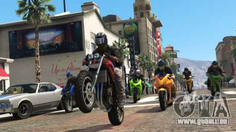 ein Dutzend neue Missionen für GTA Online