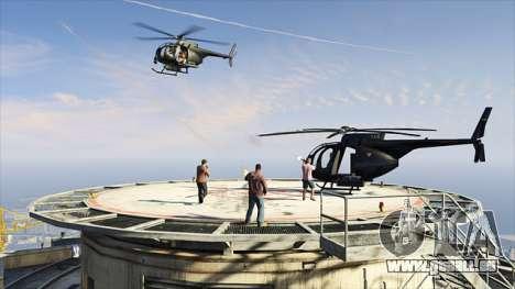 la Mission de GTA Online: une mise à jour de 26.06.14