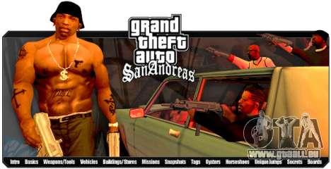 GTA SA pour Xbox: sortie en Amérique du Nord