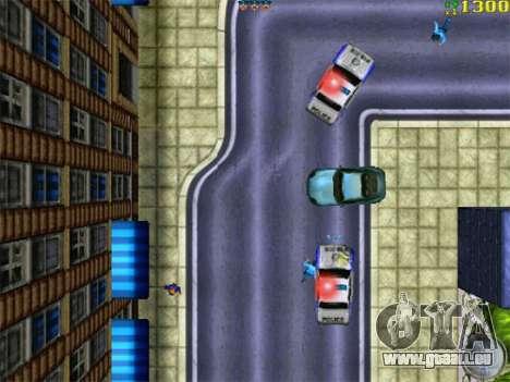 Communiqués de 1998 pour le PS: le premier GTA