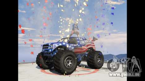 Patrioten in GTA online: Video-und Foto -
