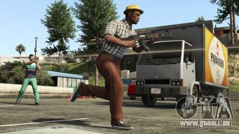 GTA Verified Jobs: wettbewerbsfähige Stapel