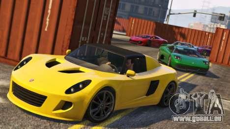 la Mission de GTA Online: une mise à jour de 27.08.14