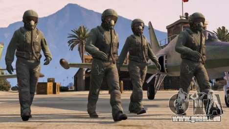 Update GTA Online: Flugschule