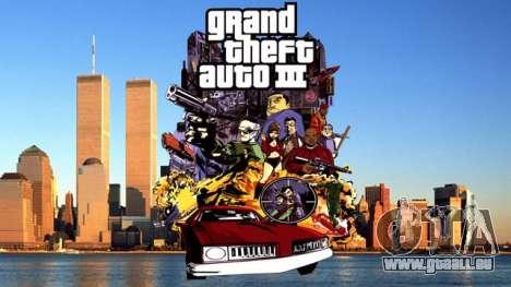 die Europäischen Versionen: GTA 3 für PSN