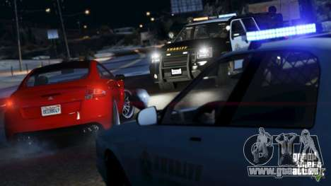 Communiqués de presse 2013: GTA 5 sur PS3, Xbox 360