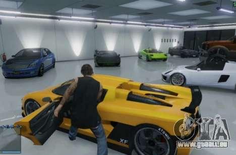 Garages dans GTA Online