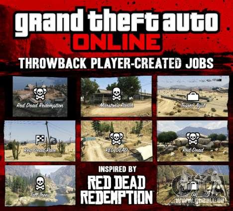 GTA Online: un hommage à l'ange de la mort