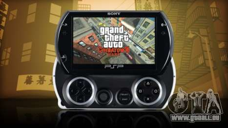 la Sortie de GTA CW sur PSP en Amérique