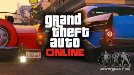 GTA Online: auteur de la vidéo de 16.10.14