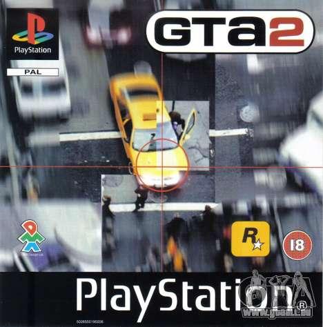 Communiqués de presse des années 90: GTA 2 pour le PS en Europe