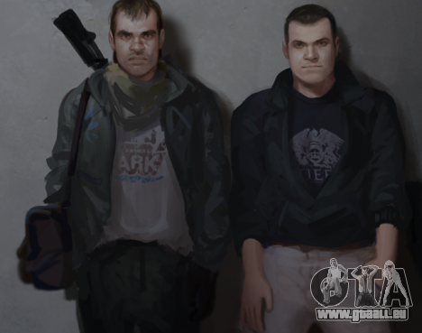 Mise à jour de GTA Fan Art de 21.10.14