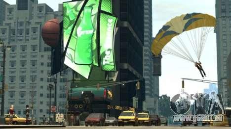 Communiqués de presse pour la Xbox 360: GTA TBOGT