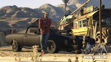 le Passage à la GTA 5 pour le PS4, Xbox One PC