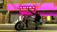 Ports de GTA LCS PSP version en Amérique