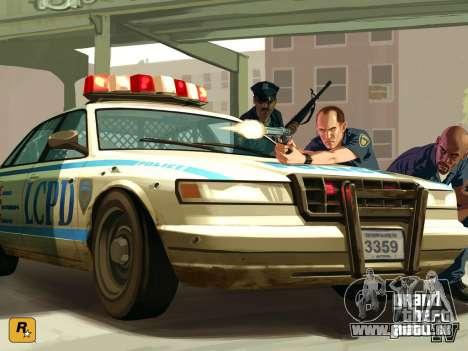 GTA 4 en fédération de RUSSIE: communiqué sur le PC
