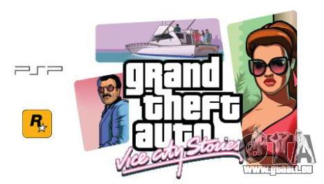 Ausgang Vice City Stories PSP in Europa