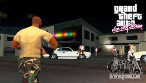 la Sortie de Vice City Stories sur PSP en Europe