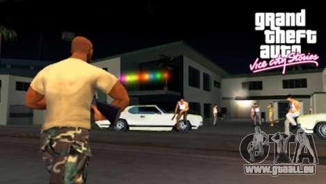 la Sortie de Vice City Stories sur PSP en Europe
