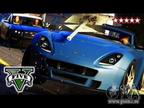 GTA 5: de l'audio et de photoaperus
