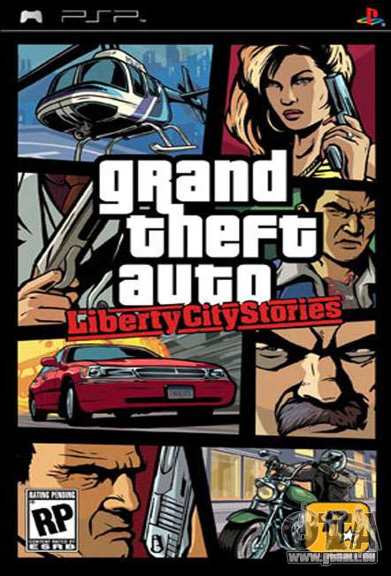 GTA LCS en Australie: communiqué sur la PSP