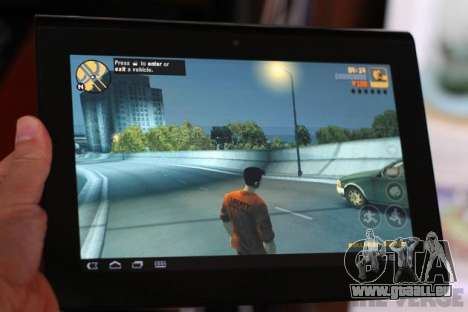 Mobile Releases von GTA 3: iOS, Android