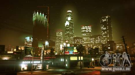GTA 5 de la PS4, Xbox One: la photo dans Snapmatic