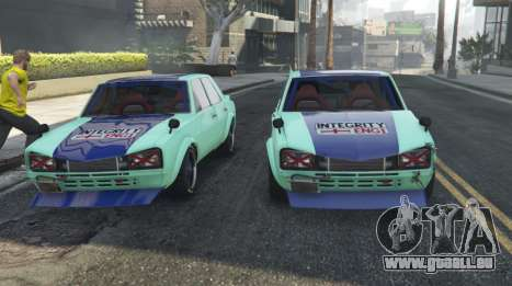 Team GTA Online: PS4, Xbox One