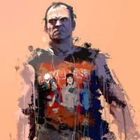 Fan Art GTA 5: Silvester-Update