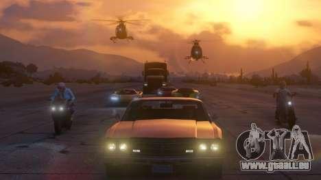 GTA Online: die Boni und die empfohlenen Mission