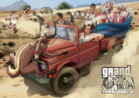 GTA 5 Fan-Pics: Update lustige Foto