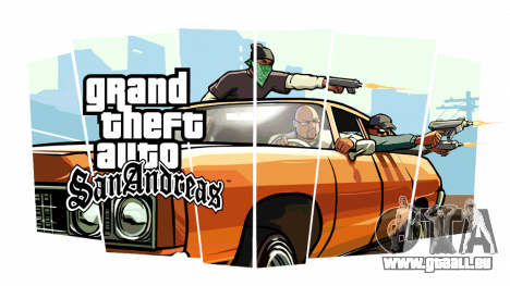 Releases in Japan: GTA SA PS2