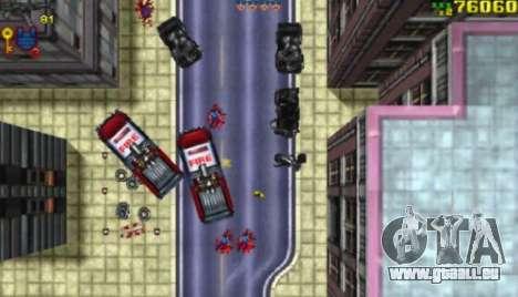 Communiqué de GTA 1 en Amérique: les faits et les dates