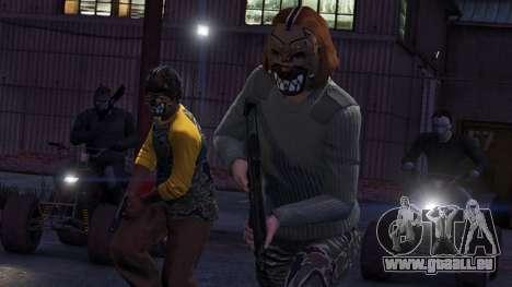 des Conseils sur les modes de confrontation dans GTA Online