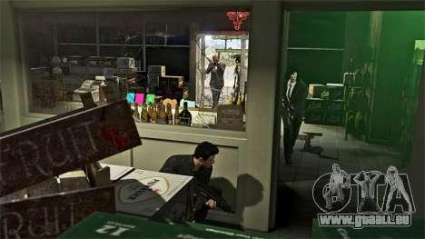 Veröffentlichte ein Update GTA Online-Raubüberfälle