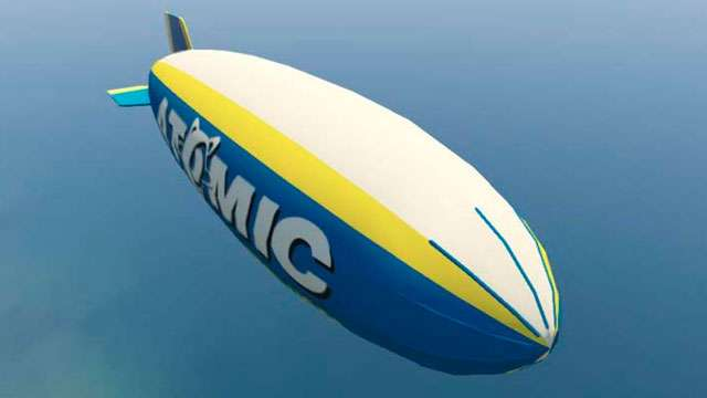 Atomic Blimp aus GTA 5