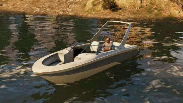 Shitzu Suntrap aus GTA 5