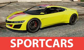 Sport Auto in GTA 5