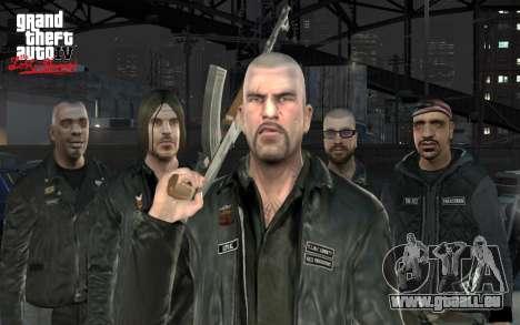 Les communiqués de GTA TLAD PS3, PC